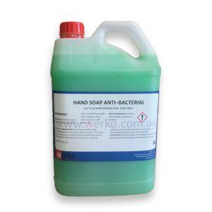 Anti Bacterial Hand Soap 5 Litres - Werko