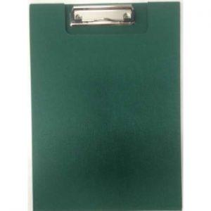 Razorline Clip Folder A4 PP Green