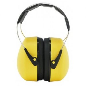 UltraSafe Standard Yellow Earmuffs