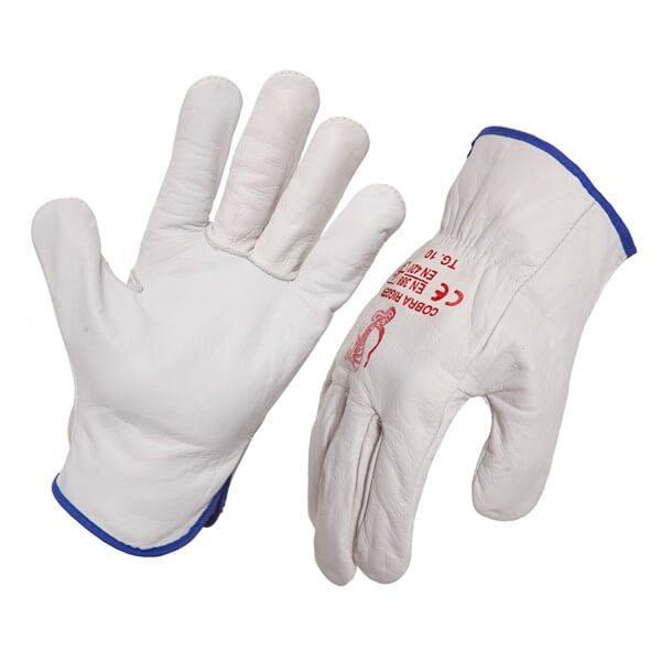 Cobra Grey Riggers Glove