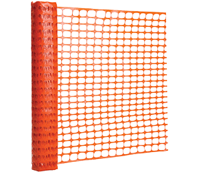 Maxisafe Extruded plastic barricade mesh - 6kg Roll