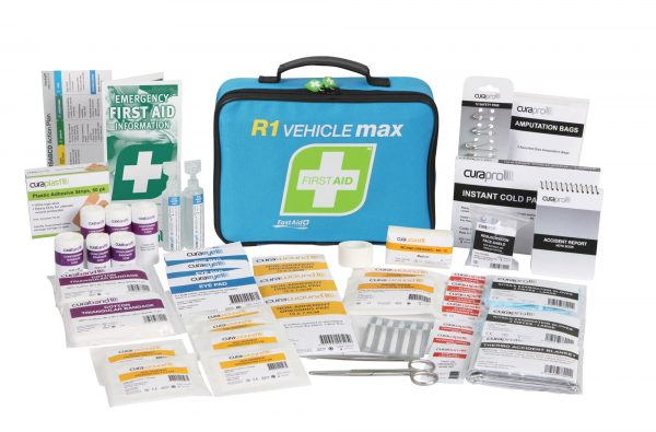 Fastaid Vehicle First Aid Max Kit