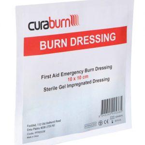 Fastaid Hydrogel Burns Dressing 10 x 10cm