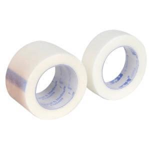 Fastaid Paper Tape 2.5cm X 5m Hypo Allergenic White