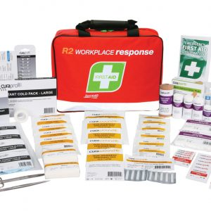 Fast Aid R2 Workplace Response First Aid Kit Soft Pack FAR230