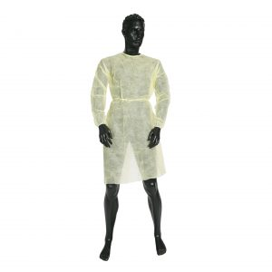 Clinical Isolation Gown Non Sterile Non Sterile